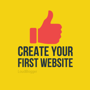 Lesson #3: Creating Your First Website