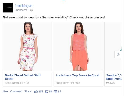 8 Ways Content Marketers Can Hack Facebook Multi-Product Ads