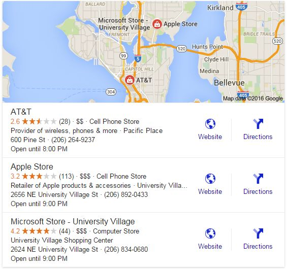 Moz Local Industry Report: Who's Winning Wireless Searches?