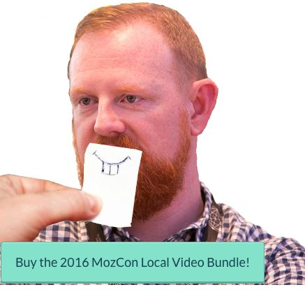 Hot off the Presses: The MozCon Local 2016 Video Bundle