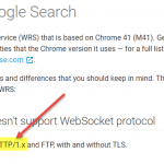 Does Googlebot Support HTTP/2? Challenging Google's Indexing Claims – An Experiment