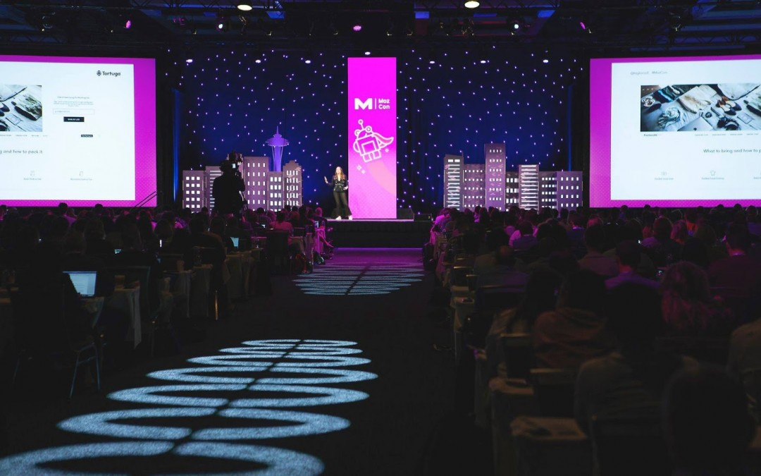 Step into the Spotlight as a Community Speaker at MozCon 2019